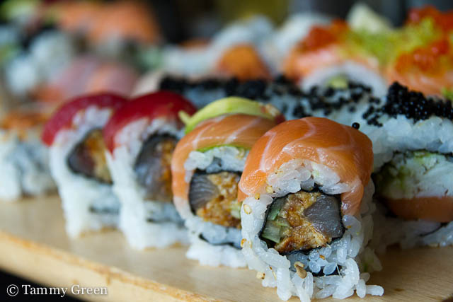 Maki | Tank Sushi