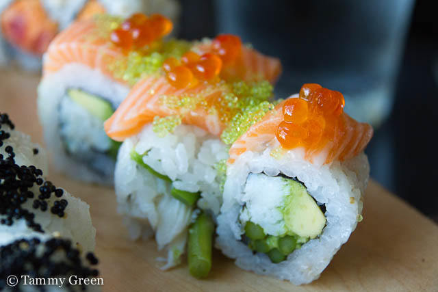 Orange Crush | Tank Sushi
