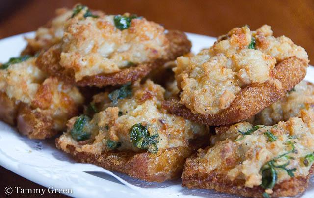 Shrimp Toast | Opart Thai House