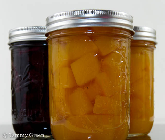 Pumpkin Pickles & Pickled Beets