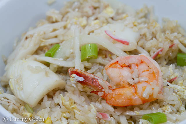 Seafood Combo | Opart Thai House