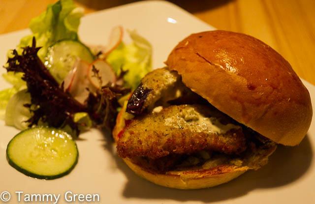 Ratatouille Sandwich | Frog N Snail