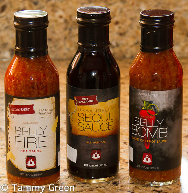 Urban Belly Sauces