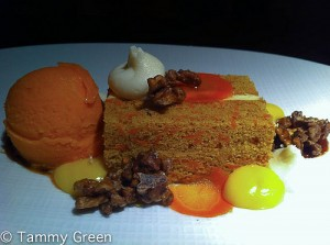Carrot Cake Allium