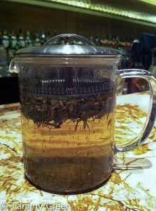 Lemongrass Tea Embeya