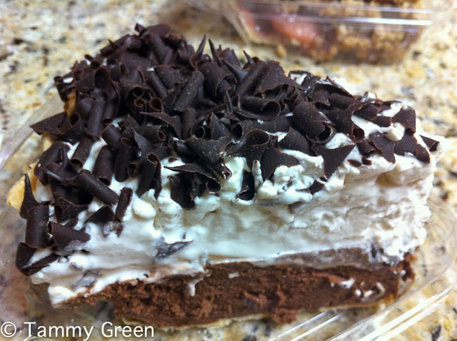 French Silk First Slice