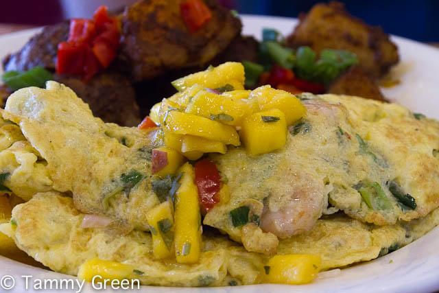 Efrain's Diablo Omeletta