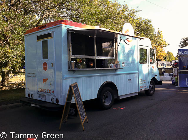 Jeni's Ice Cream Food Truck