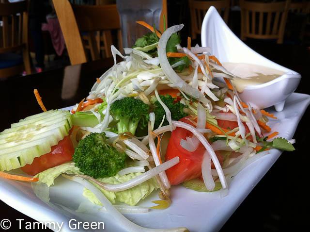 Jitlada Garden Salad
