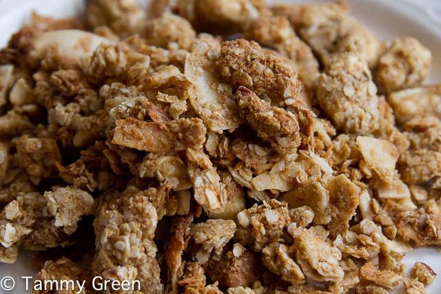 Quinoa Granola Twofold