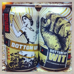 Bottom Up Wit Revolution Brewing