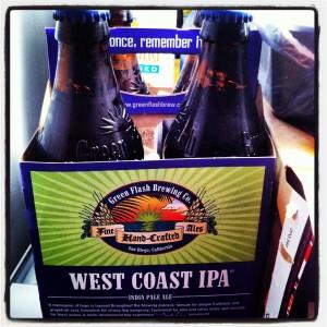 West Coast IPA Green Flash