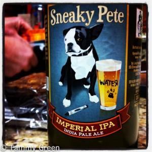 Sneaky Pete Imperial IPA
