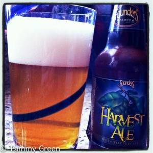 Founder's Harvest Ale