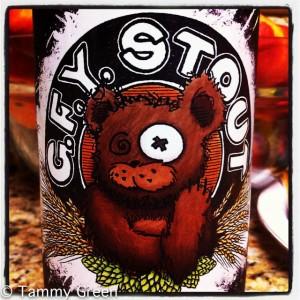G.F.Y. Stout Spiteful Brewing