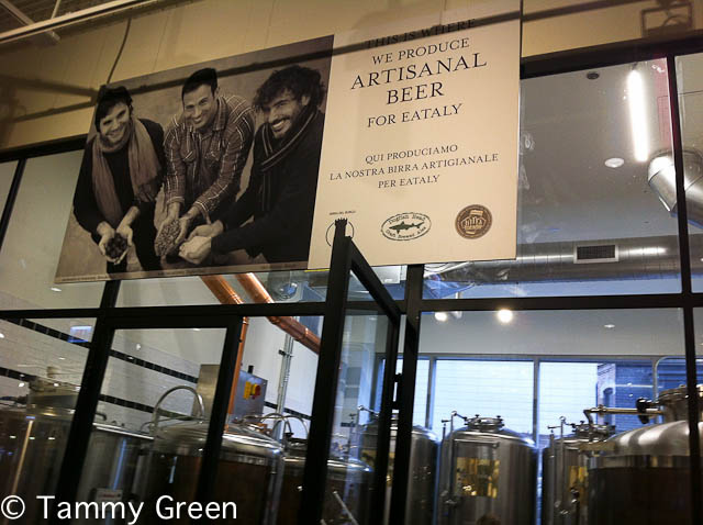 Eataly Brewery