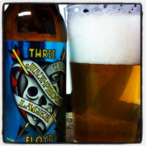 3 Floyds Jinx-Proof Lager