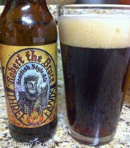 3 FLoyds Robert the Bruce