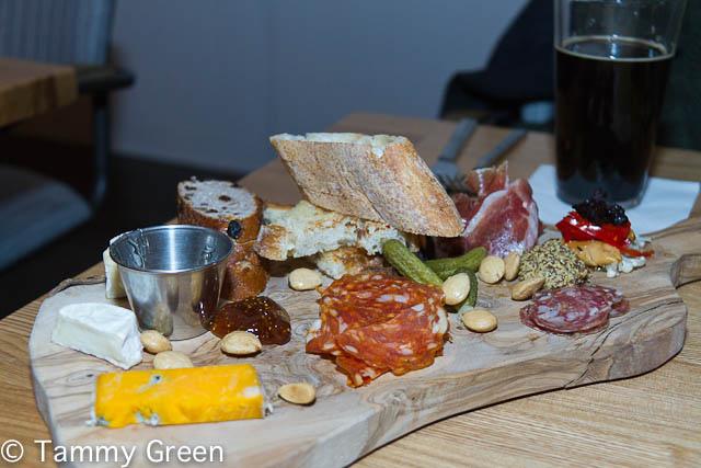 Cheese & Charcuterie | Trellis