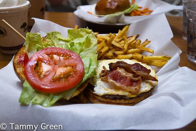 8am Burger | Burger Boss