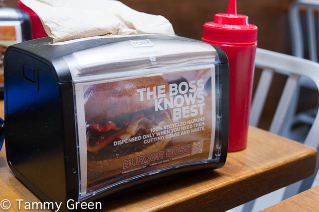 Sustainable | Burger Boss