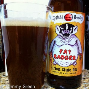Fat Badger Spiteful Brewing