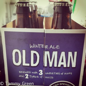 Old Man Winter Ale Southern Tier