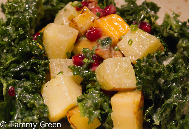 Kale Salad | Homestead