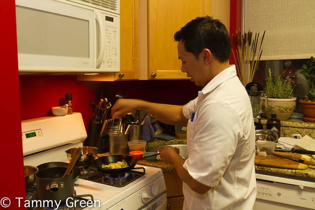 Chef Erwin Guinto