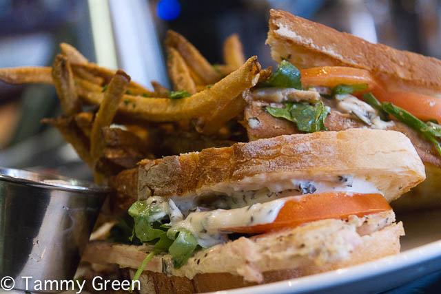 Chicken Panini | Gino's East