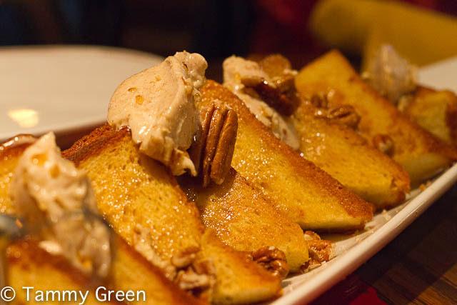 Pecan Praline French Toast | Davanti Enoteca - Chicago Bites