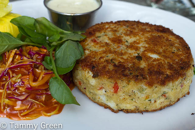 Crab Cake | Joe's Fish
