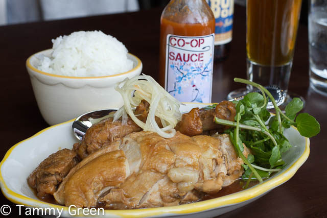 Adobo Chicken | Laughing Bird