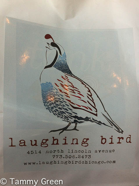 Laughing Bird