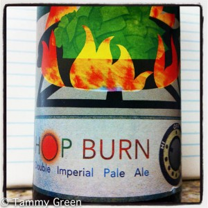 Hop Burn Double IPA