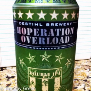 Destihl Brewery | Hoperation Overload