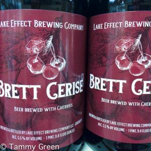 Brett Cerise   Lake Effect Brewing