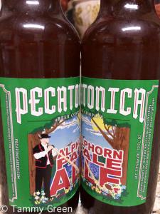 Alphorn Pale Ale   Pecatonica