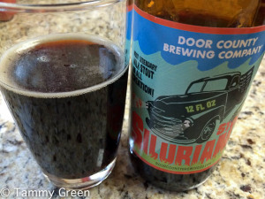 Silurian Stout   Door County Brewing