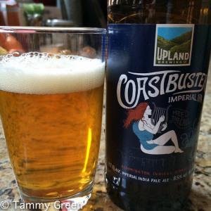 Coastbuster IPA   Upland Brewing