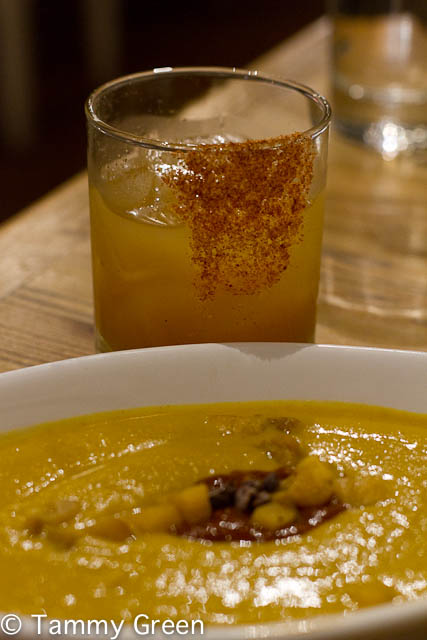Smokey Pumpkin Soup | Nana